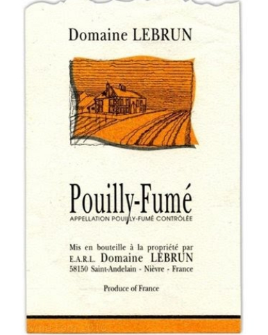 乐盼干白Domaine Lebrun