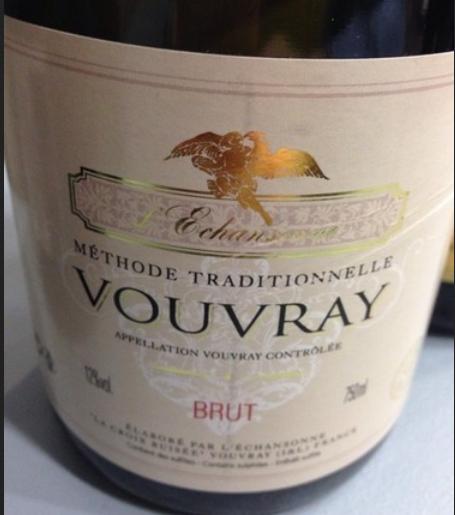 予厄传统干型起泡酒Domaine Huet L'Echansonne Methode Traditionelle Brut