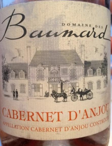 博马尔安茹卡本内桃红Domaine des Baumard Cabernet d'Anjou