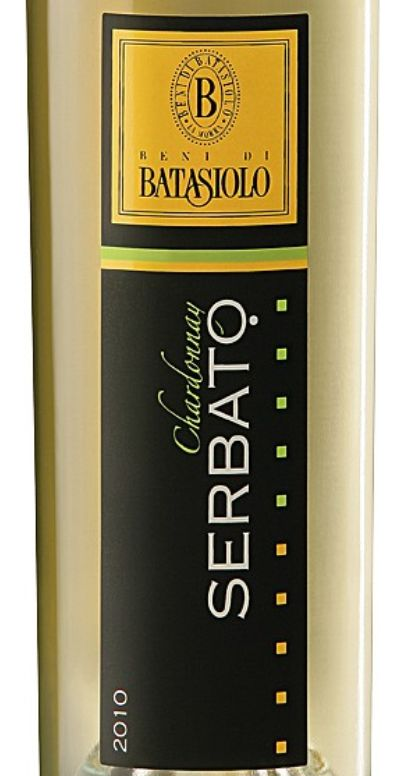 巴塔希赛巴托霞多丽干白Beni di Batasiolo Serbato Chardonnay