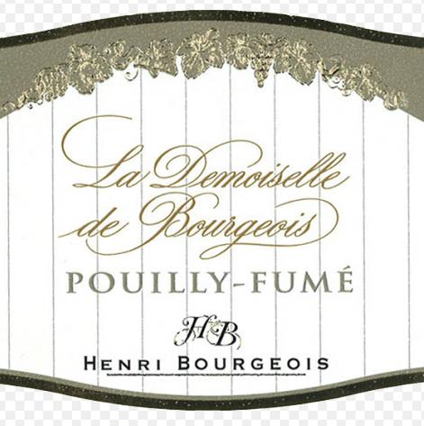 亨利博卢瓦小姐干白Henri Bourgeois La Demoiselle de Bourgeois