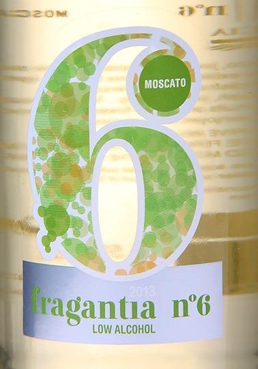 芳迷6度甜白Fragantia No.6