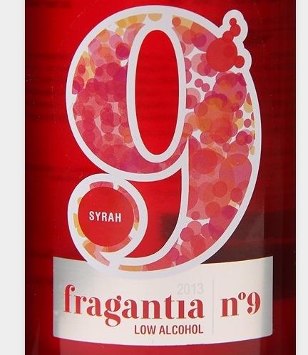 芳迷9度甜红Fragantia No.9