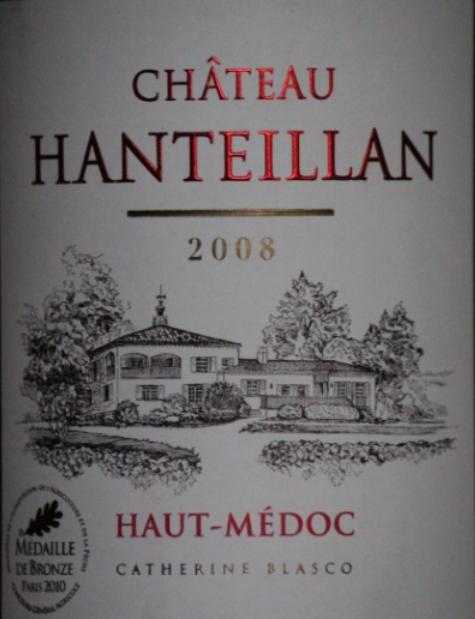 汉泰堡干红Chateau Hanteillan