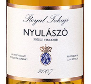 皇家托卡伊纽拉斯托卡伊阿苏6号贵腐甜白The Royal Tokaji Wine Company Nyulaszo Tokaji Aszu 6 Puttonyos