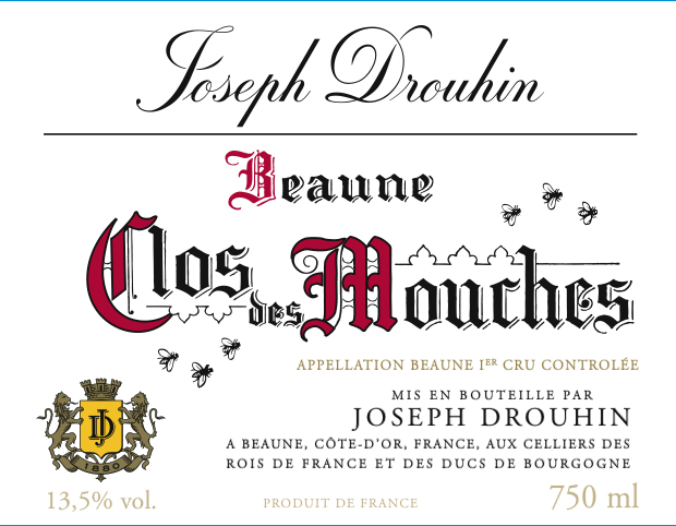 约瑟夫杜鲁安慕丝谷干白Joseph Drouhin Clos de Mouches Blanc