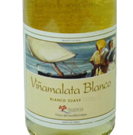 图瑞迷梦香干白Vinamalata Blanco