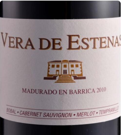 唯爱佳酿干红Vera de Estenas