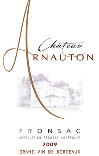 艾顿城堡干红Chateau Arnauton