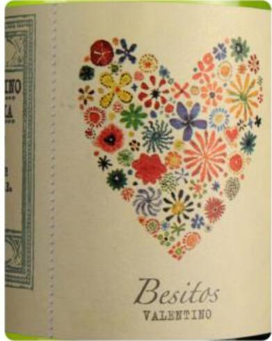 邂逅起泡Besitos