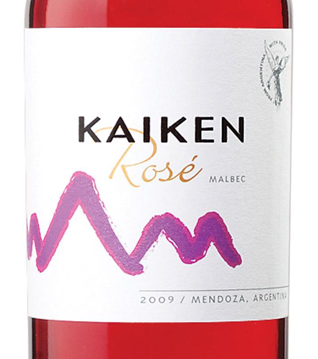 开肯极品马尔贝克桃红Kaiken Malbec Rose