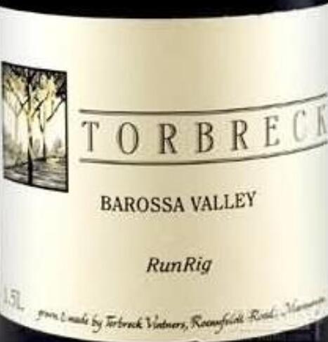 托布雷小块土地干红Torbreck RunRig