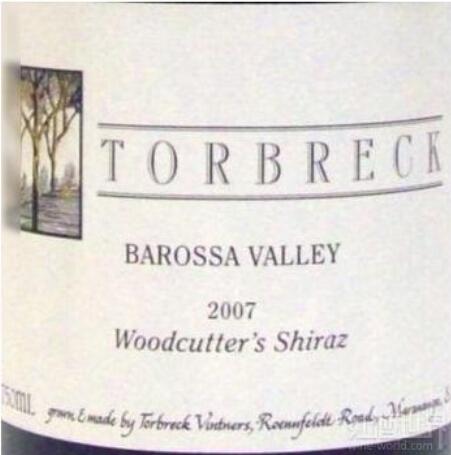 托布雷樵夫西拉干红Torbreck Woodcutter's Shiraz