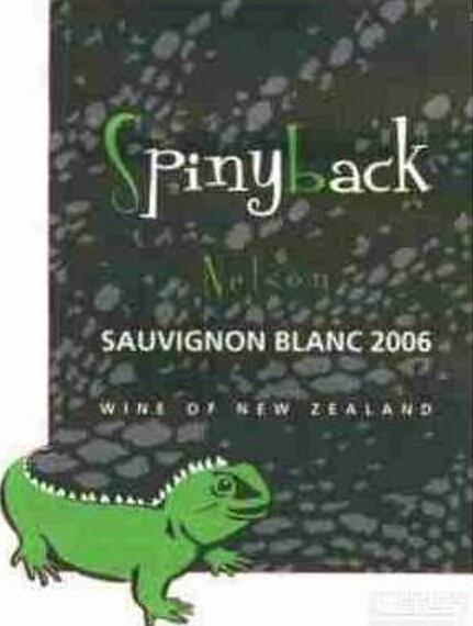 威美亚斯柏尼贝克长相思干白Waimea Spinyback Sauvignon Blanc