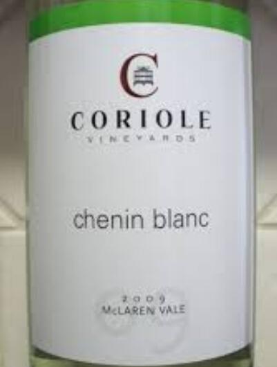 可利庄园白诗南干白Coriole Chenin Blanc