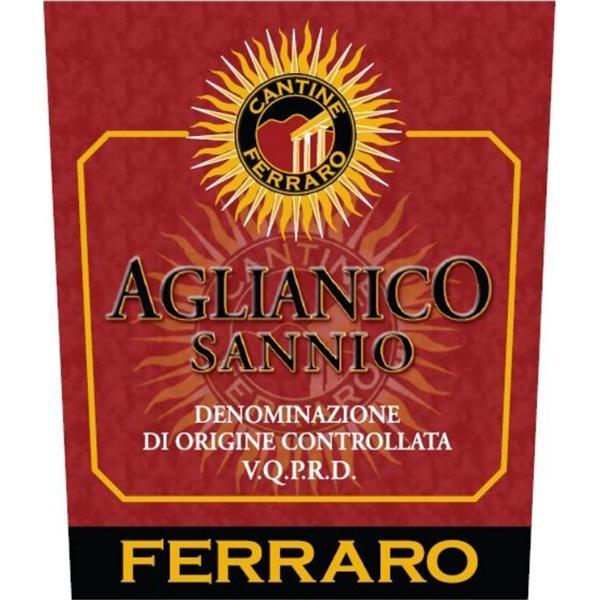 法拉罗酒庄桑尼奥干红Ferraro Aglianico Sannio