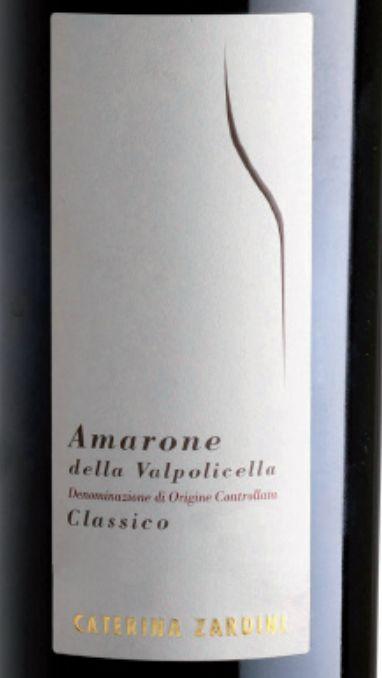 坎帕尼奥拉卡特琳娜札迪尼阿玛罗尼瓦坡里西拉经典干红Campagnola Caterina Zardini Amarone della Valpolicella Classico
