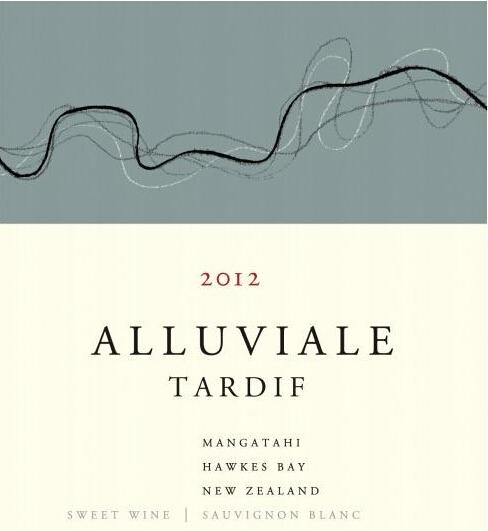 阿鲁维乐晚收长相思干白Alluviale Tardif