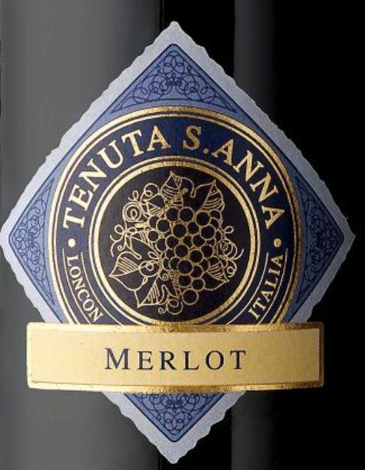 圣安娜经典梅洛干红Tenuta S. Anna I Classici Merlot