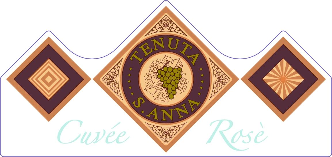 圣安娜特酿粉红起泡Tenuta S. Anna Cuvee Rose
