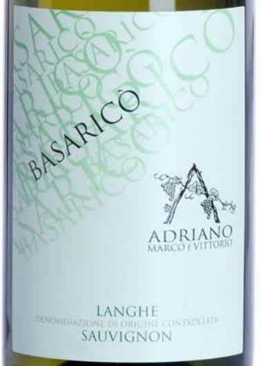 阿维长相思干白Adriano Marco e Vittorio Sauvignon Basarico
