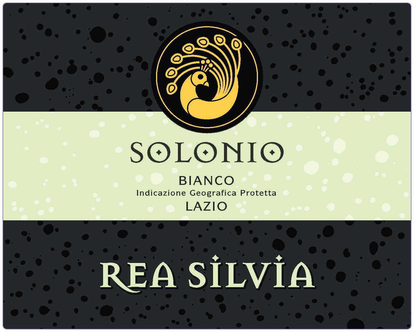 圣罗尼丽雅干白Solonio Rea Silvia Bianco