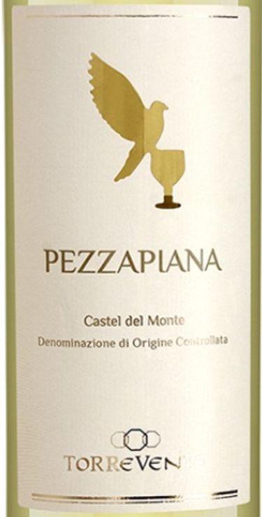 风塔贝扎贝娜干白Torrevento Pezzapiana Castel del Monte