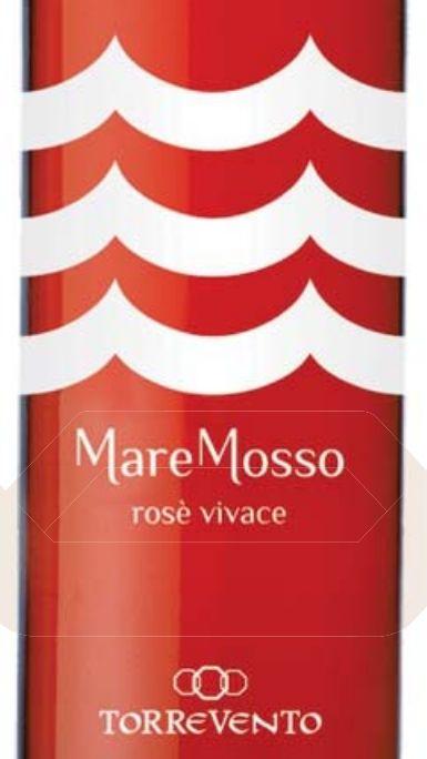 风塔梅尔摩索桃红Torrevento MareMosso Rose Vivace