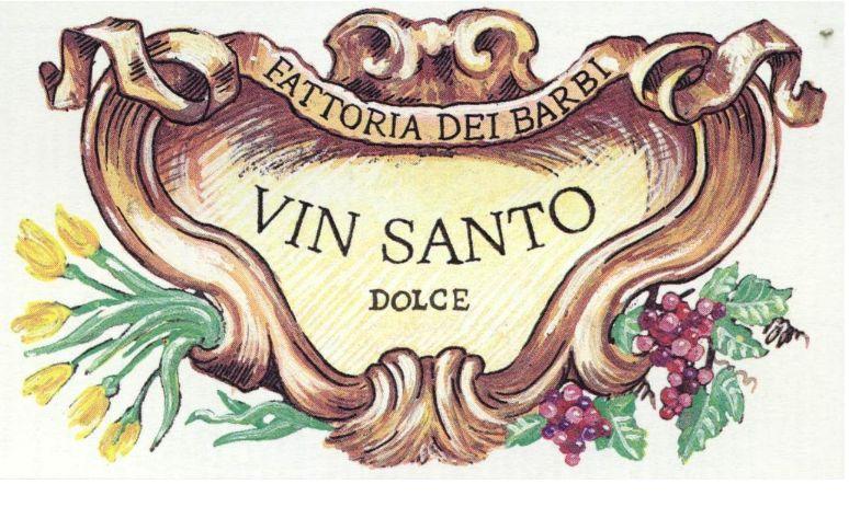 芭比温桑图甜白Fattoria dei Barbi Vin Santo DOLCE