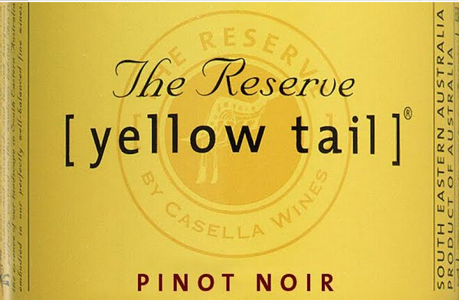 黄尾袋鼠珍藏黑皮诺干红Yellow Tail The Reserve Pinot Noir