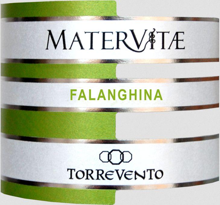 风塔梅特维塔法兰娜干白Torrevento Matervitae Falanghina