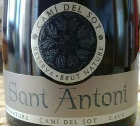圣安东尼卡米索珍藏卡瓦起泡Castell Sant Antoni Cami del Sot Reserva Cava