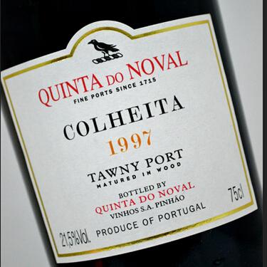 飞鸟园寇黑塔波特Quinta do Noval Colheita Port
