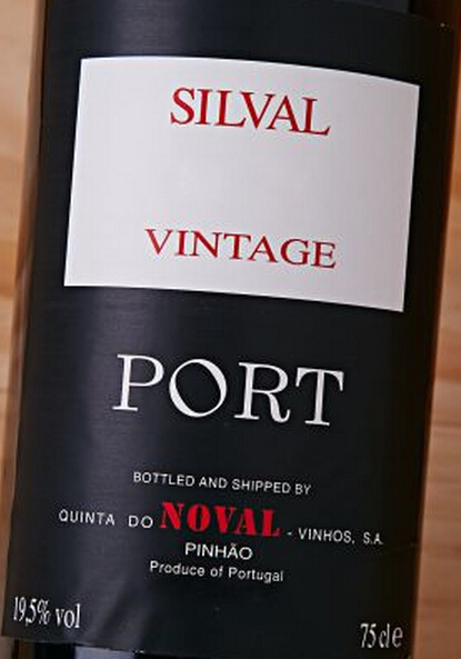 飞鸟园希尔瓦年份波特Quinta do Noval Silval Vintage Port