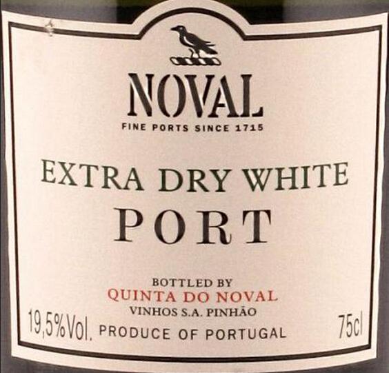 飞鸟园极干白色波特Quinta do Noval Extra Dry White Port