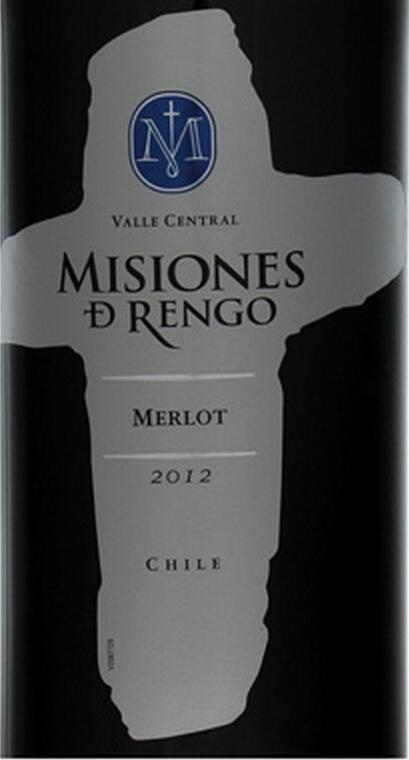 万轩士梅洛干红Misiones de Rengo Merlot
