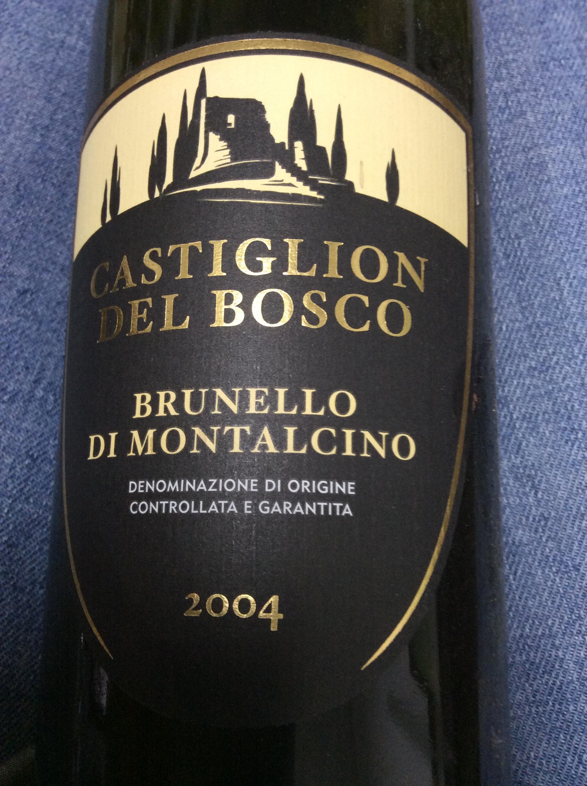 卡斯蒂利奥内布鲁耐罗干红Castiglione del Bosco brunello di montalcino