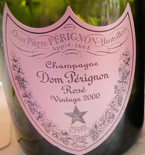 唐·培里侬桃红香槟Champagne Dom Perignon Rose
