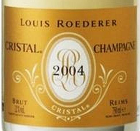 路易王妃水晶年份干型香槟Champagne Louis Roederer Cristal Millesime Brut