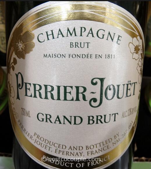 巴黎之花干型香槟Perrier-Jouet Brut