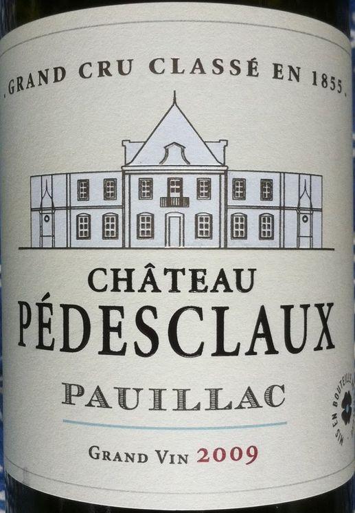 百德诗歌酒庄干红Chateau Pedesclaux