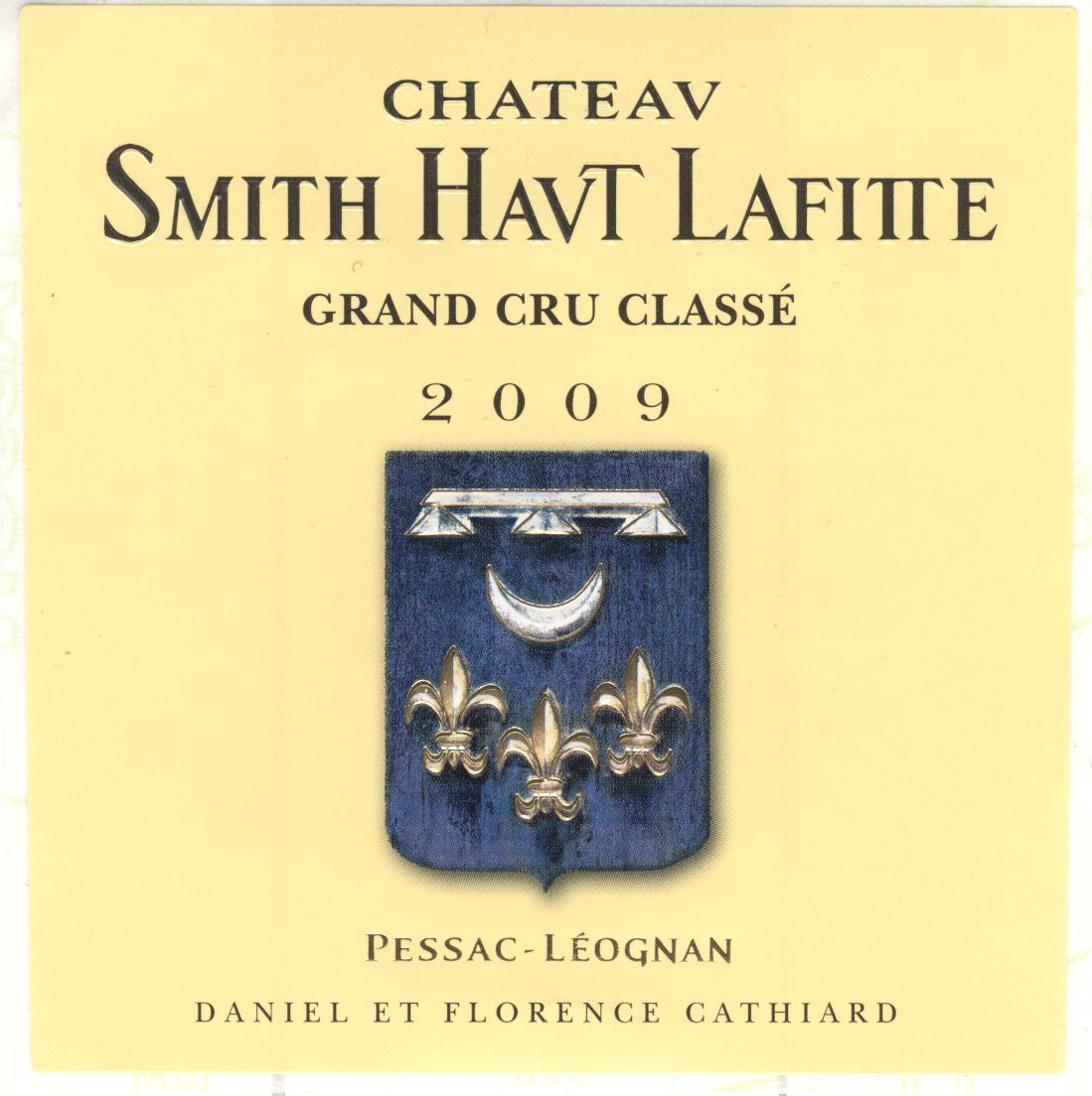 史密斯拉菲特酒庄干红Château Smith-Haut-Lafitte Pessac-Léognan