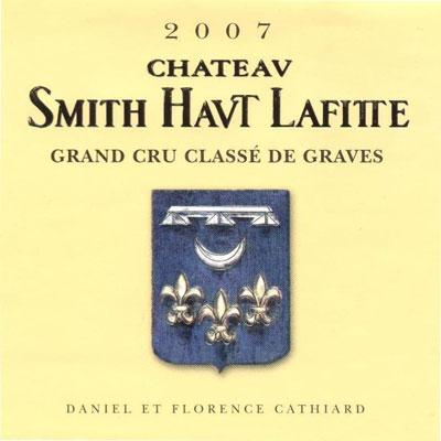 史密斯拉菲特酒庄干白Chateau Smith Haut Lafitte Blanc