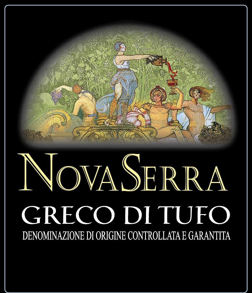 马斯特巴迪洛新塞拉格莱科干白Mastroberardino Nova Serra Grappa di Greco di Tufo