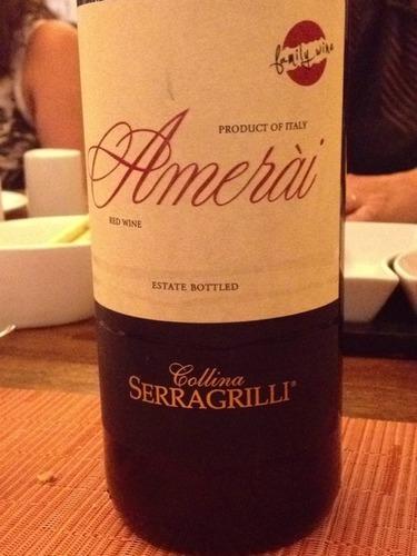 塞拉格里阿美拉伊干红Serragrilli Amerai