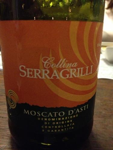 塞拉格里莫斯卡托阿斯蒂起泡Serragrilli Moscato d'Asti