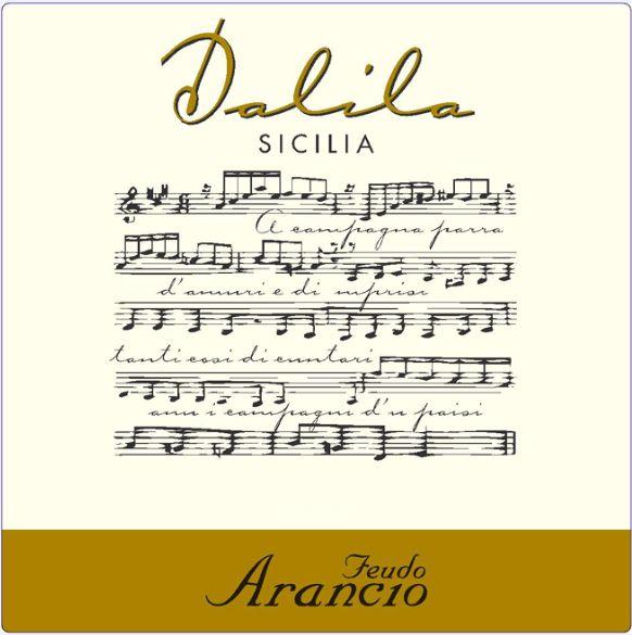 阿兰斯奥达利拉混酿干白Feudo Arancio Dalila