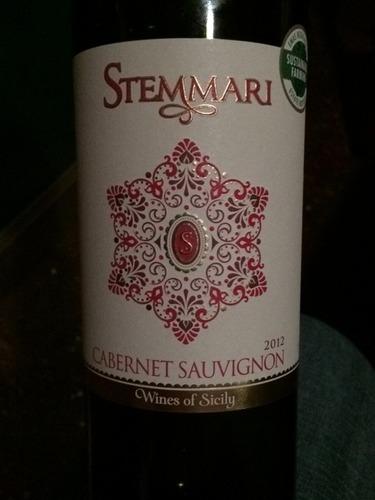 阿兰斯奥赤霞珠干红Feudo Arancio Stemmari Cabernet Sauvignon