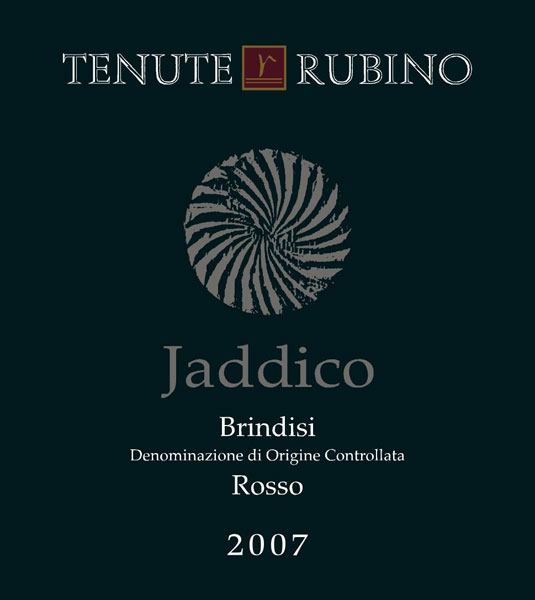 Tenute Rubino Jaddico Brindisi