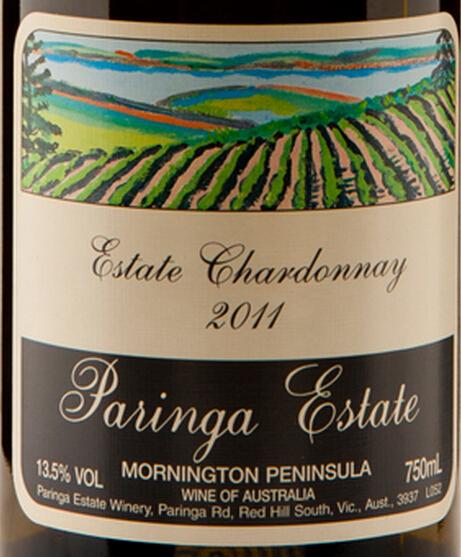 帕霖佳霞多丽干白Paringa Estate Chardonnay